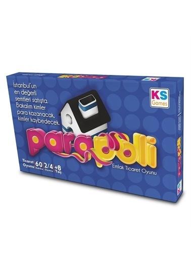 KS Puzzle KS Puzzle T153 Parapoli Ticaret Oyunu Renkli